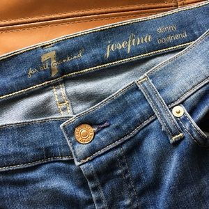 7 for all Mankind Boyfriend Jeans